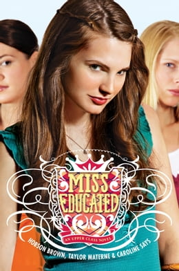 Book Miss Educated by Hobson Brown