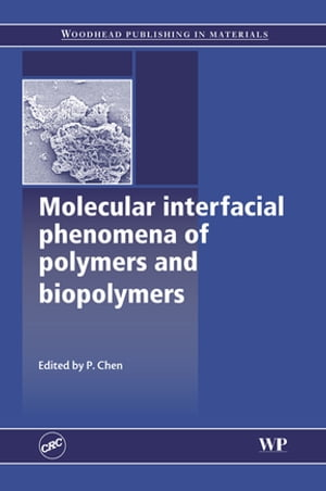 Molecular Interfacial Phenomena of Polymers and Biopolymers