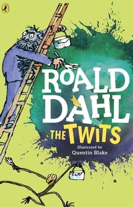 Book The Twits by Roald Dahl