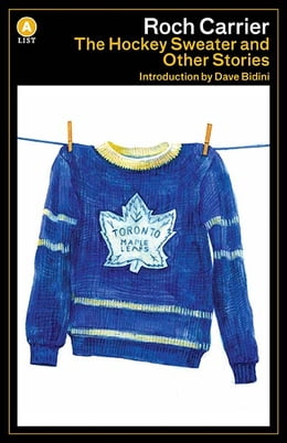 Book The Hockey Sweater and Other Stories by Roch Carrier