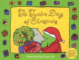 Book Let's All Sing: Merry Christmas - Twelve Days of Christmas by Grace Lin