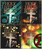 Joseph. Holy Hells Bibles. Part 2.: Original Book Number Seventeen. by Joseph Anthony Alizio Jr.