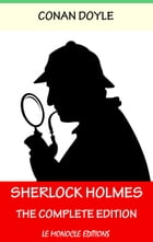 Sherlock Holmes - The Complete Collection: English Version with Audiobooks by Arthur Conan Doyle