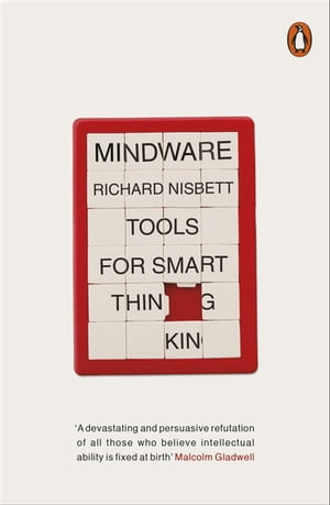 Mindware Tools for Smart Thinking