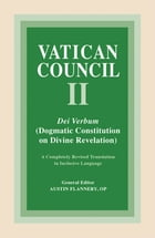 Dei Verbum: Dogmatic Constitution on Divine Revelation by Austin Flannery OP
