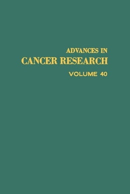 Book Advances in Cancer Research by Klein, George J