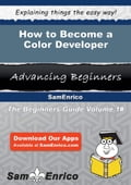 How to Become a Color Developer Deal