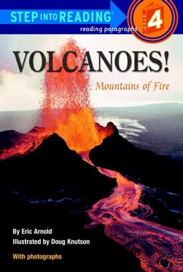 Book Volcanoes!: Mountains of Fire by Eric Arnold