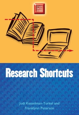 Book Research Shortcuts by Kesselman-Turkel, Judi