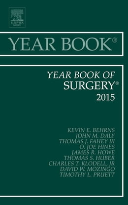 Book Year Book of Surgery E-Book by Kevin E. Behrns, MD