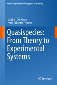 Quasispecies: From Theory to Experimental Systems