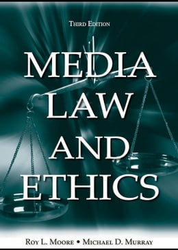 Book Media Law and Ethics by Murray, Michael D.