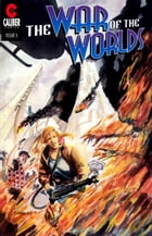 War of the Worlds #5 by Randy Zimmerman