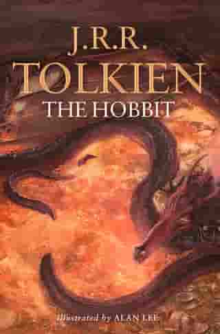 The Hobbit: Illustrated by Alan Lee by J. R. R. Tolkien