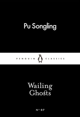 Book Wailing Ghosts by Pu Songling