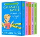 Calamity Jayne Mysteries Boxed Set: books 1-5 by Kathleen Bacus