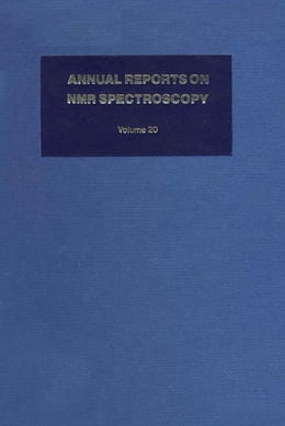 Book Annual Reports on NMR Spectroscopy by Webb, G. A.