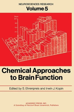 Book Chemical approaches to brain function by Ehrenpreis, S