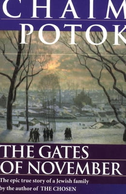 Book The Gates of November by Chaim Potok