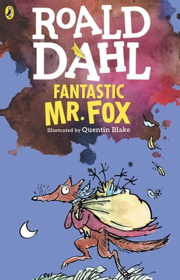 Book Fantastic Mr. Fox by Roald Dahl