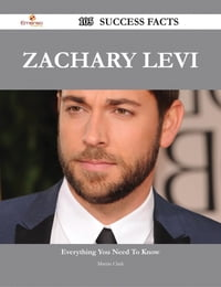Zachary Levi 105 Success Facts - Everything you need to know about Zachary Levi