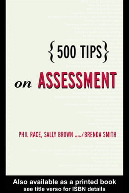 Book 500 Tips on Assessment by Smith, Brenda