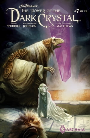 Jim Henson's The Power of the Dark Crystal #7