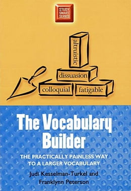 Book The Vocabulary Builder: The Practically Painless Way to a Larger Vocabulary by Peterson, Judi