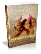 The Party Planner by Anonymous