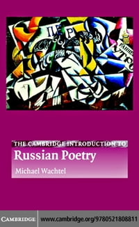 Camb Introduction to Russian Poetry