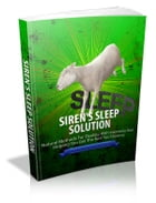 Siren's Sleep Solution by Anonymous