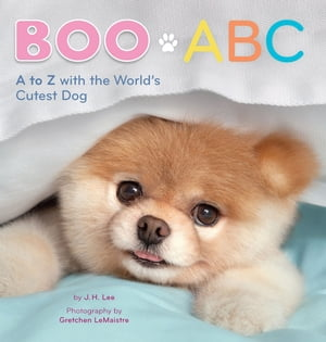 Boo ABC A to Z with the World's Cutest Dog