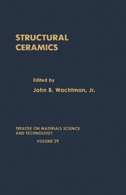 Book Structural Ceramics by Wachtman, John Jr.