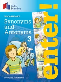 Synonyms and Antonyms 3