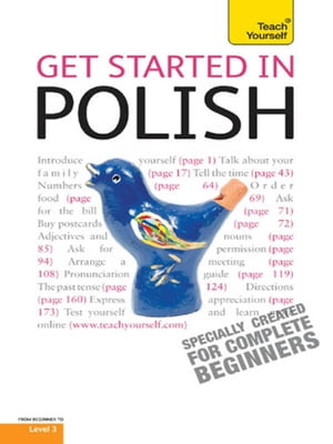 Get Started in Beginner's Polish: Teach Yourself