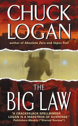 Book The Big Law by Chuck Logan