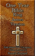 One Year Bible King James Version by Russell Sherrard