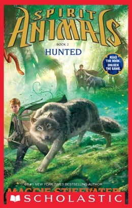 Book Spirit Animals: Book 2: Hunted by Maggie Stiefvater