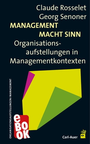 Management Macht Sinn: Organisationsaufstellungen in Managementkontexten by Claude Rosselet