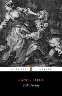 Book The Fortunes and Misfortunes of the Famous Moll Flanders by Daniel Defoe
