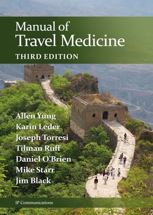 Manual of Travel Medicine 3rd edition