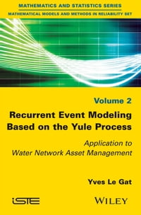 Recurrent Event Modeling Based on the Yule Process: Application to Water Network Asset Management