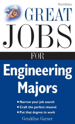 Book Great Jobs for Engineering Majors by Garner, Geraldine