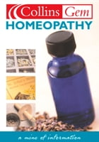 Homeopathy (Collins Gem) by Collins