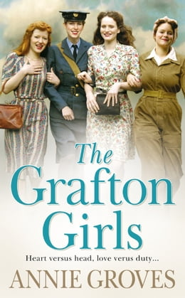 Book The Grafton Girls by Annie Groves