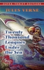 Twenty Thousand Leagues Under the Sea Cover Image