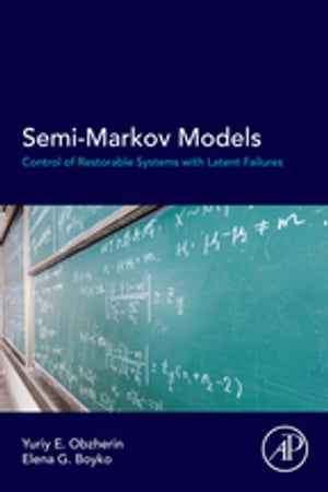 Semi-Markov Models Control of Restorable Systems with Latent Failures