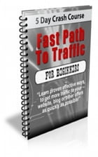 How To Fast Path To Traffic by Jimmy  Cai