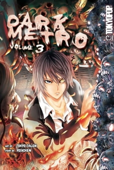 Dark Metro manga volume 3