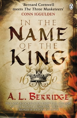 Book In the Name of the King by A L Berridge